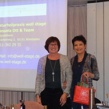 Vortrag Alternative Heilmethoden bei Mukoviszidose