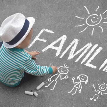"Unterstützung für Forschungsprojekt ""Familiäre Situation"""