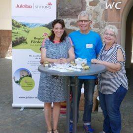 Bericht von JULABO über 3. Ortenauer Schutzengel-Lauf