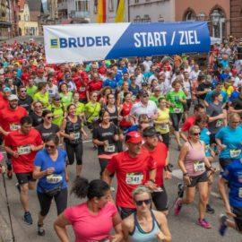 3. Schutzengel-Lauf 2018: Mit Begeisterung auf der Laufstrecke